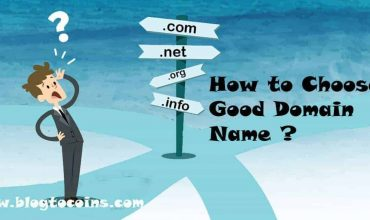 How To Choose Good Domain Name?