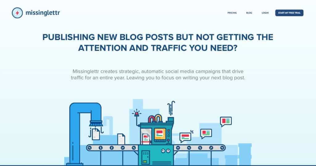 missinglettr-website-frontpage